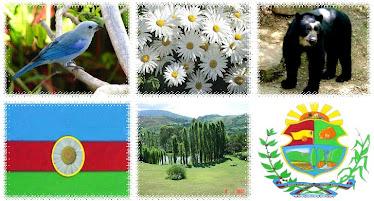 Simbolos Florofaunicos y Heraldicos