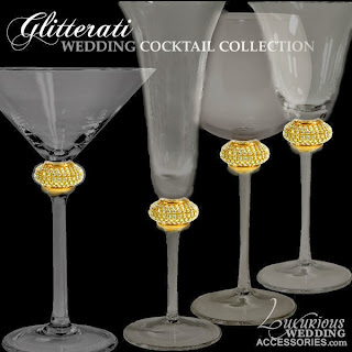 Luxurious Wedding Accessories Wedding Cocktail Collection