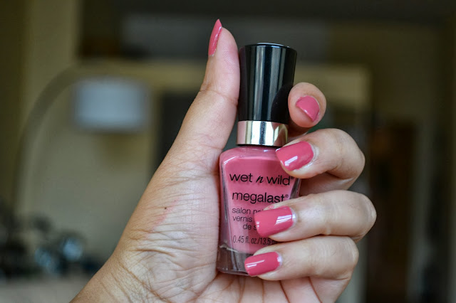 Wet n Wild Megalast in Undercover