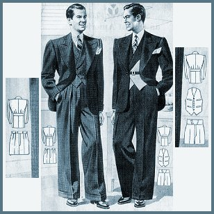 Pin Up What Is That 1920s Men S Fashion Oh My God It