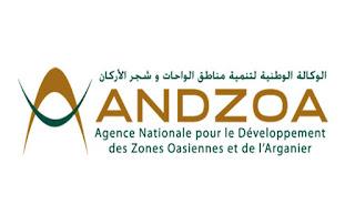 الوكالة الوطنية لتنمية مناطق الواحات وشجر الأركان توظيفات في مناصب متعددة التخصصات. آخر أجل هو 19 أكتوبر 2015