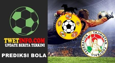 Prediksi Turkmenistan U16 vs Tajikistan U16, AFC U16 18-09-2015