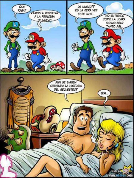 Mario y la historia del secuestro