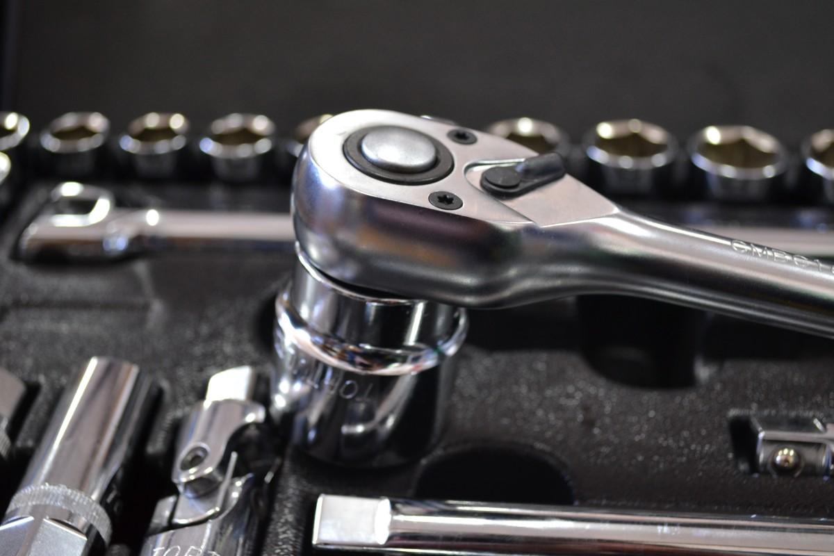 llave de vaso toptul