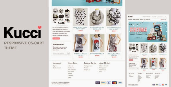 download Premium eCommerce theme