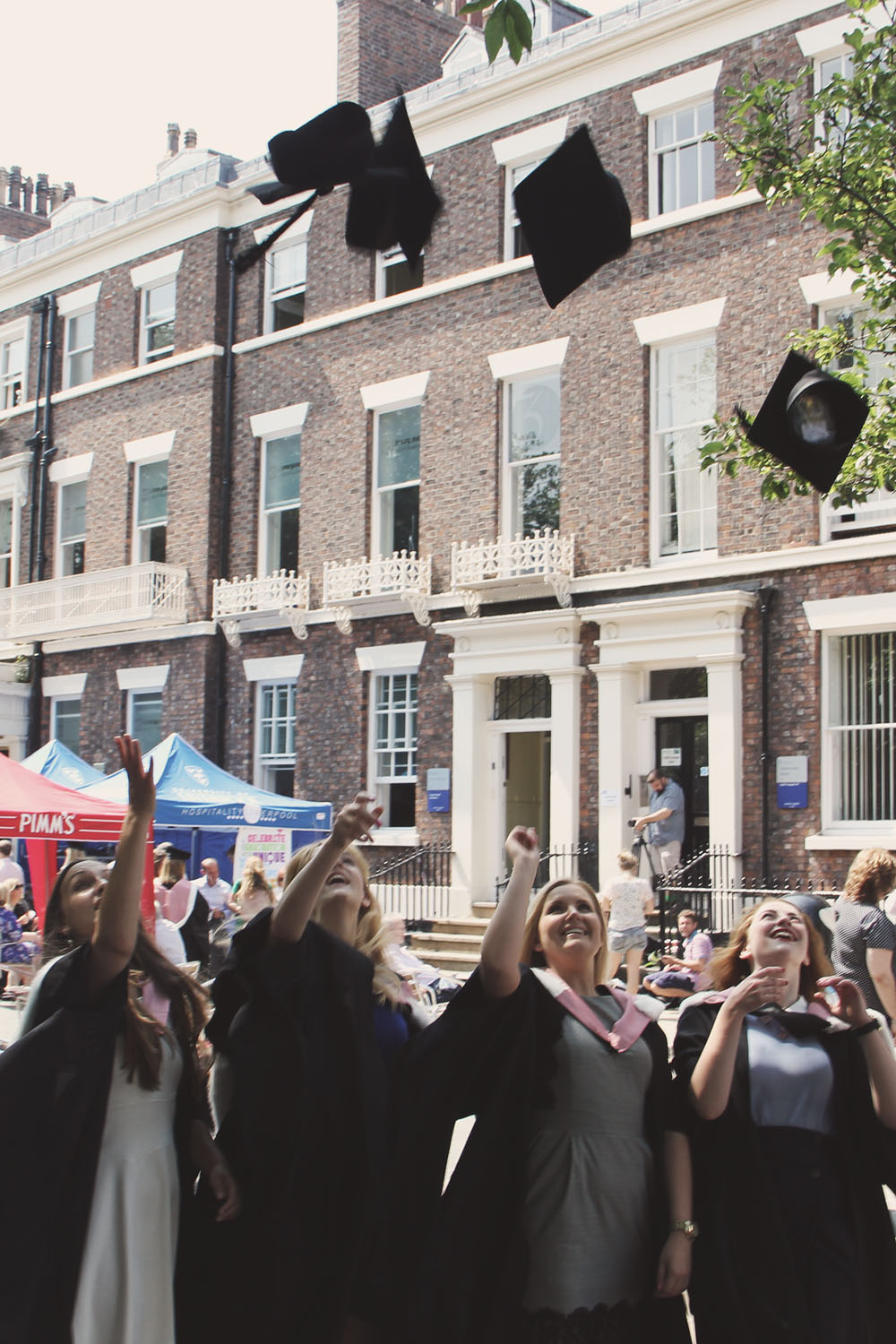 it's cohen - uk style blog: university of liverpool english graduation