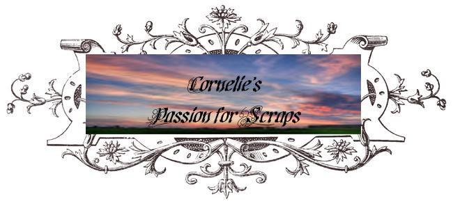 cornelie's passion for scraps
