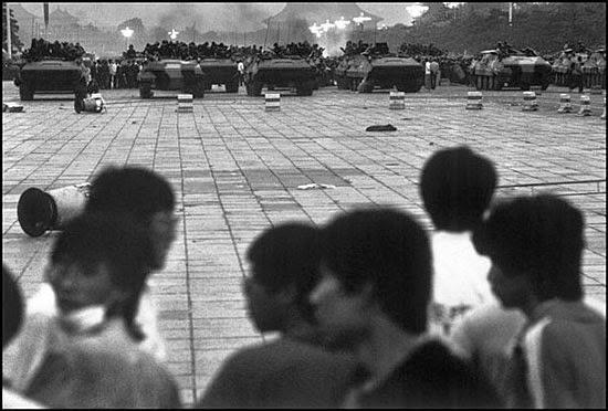 protestas Plaza de Tiananmén, 1989