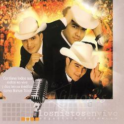 Los Nietos De Sinaloa - En Vivo Desde Tepic, Nayarit (Disco 2006)