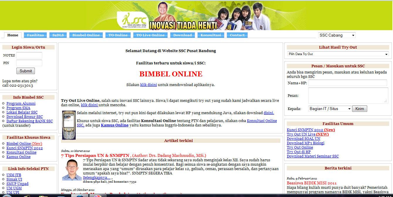 Soal Snmptn Biologi Online Soal Dan Pembahasan Simak Ui 2013 Biologi 6 10 Istana Mengajar