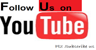 Follow us in Utube