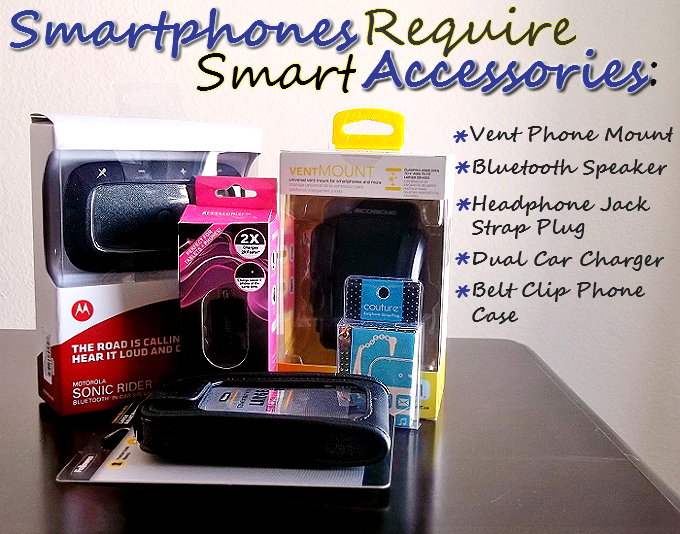Smartphone Accessories Walmart #FamilyMobile #Shop