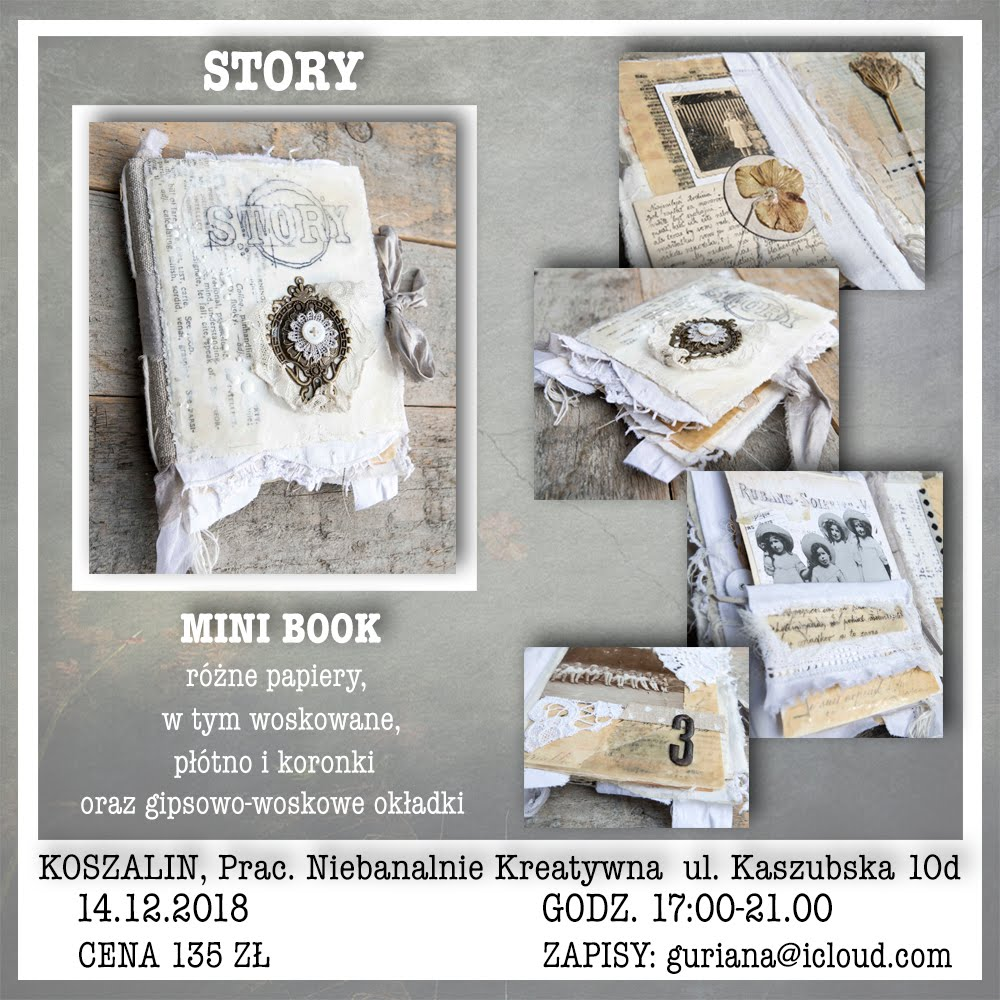 Koszalin Mini book STORY
