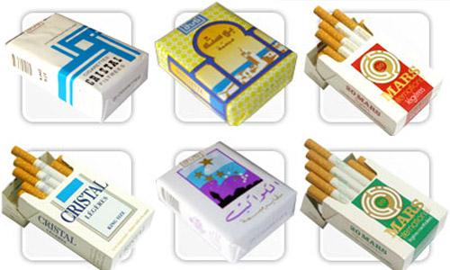 Hausse des prix de vente de cigarettes en Tunisie
