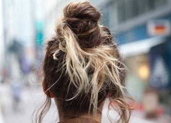 peinados mechas californianas