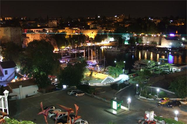 Puerto deportivo de Antalya