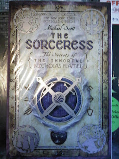 The Secrets of the Immortal Nicholas Flamel The Sorceress