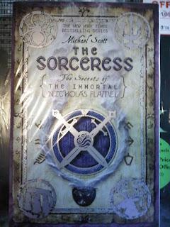 The Secrets of the Immortal Nicholas Flamel The Sorceress