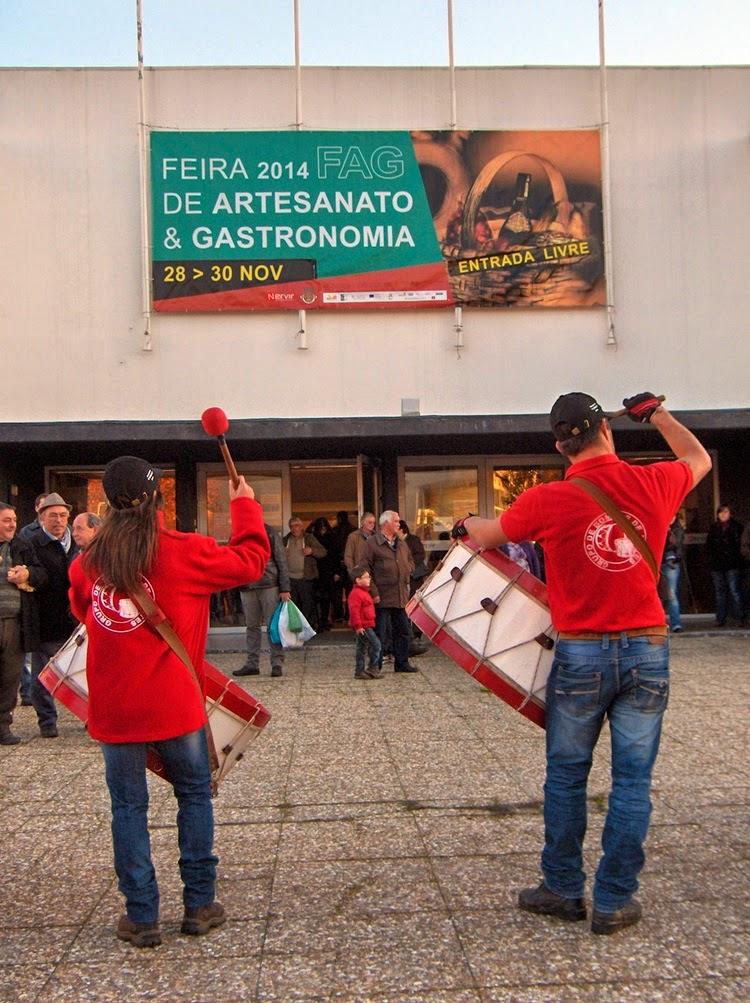 O Artesanato e a Gastronomia em Vila REal - FAG 2014