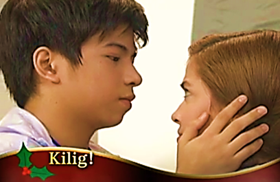 Nash Aguas and Alexa Ilacad Kiss Under the Mistletoe - LUV U (Dec 8)