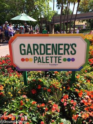 Gardener's Palette, Epcot International Flower and Garden Festival