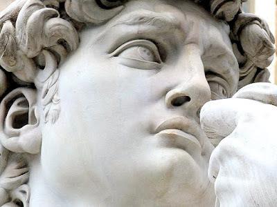 Arte historia m sica el david de miguel ngel buonarroti for Origen del marmol
