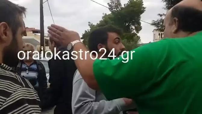 Γονείς στο Ωραιόκαστρο πήραν στο κυνήγι τους Αλληλέγγυους του ΣΥΡΙΖΑ!!