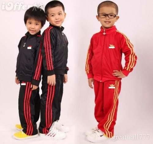 ropa deporte chicos adidas