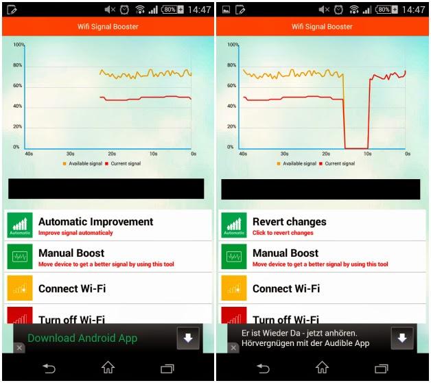 Скачать приложение для андроид усилитель wifi booster