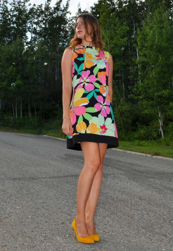 Mod Dress 60s Style
