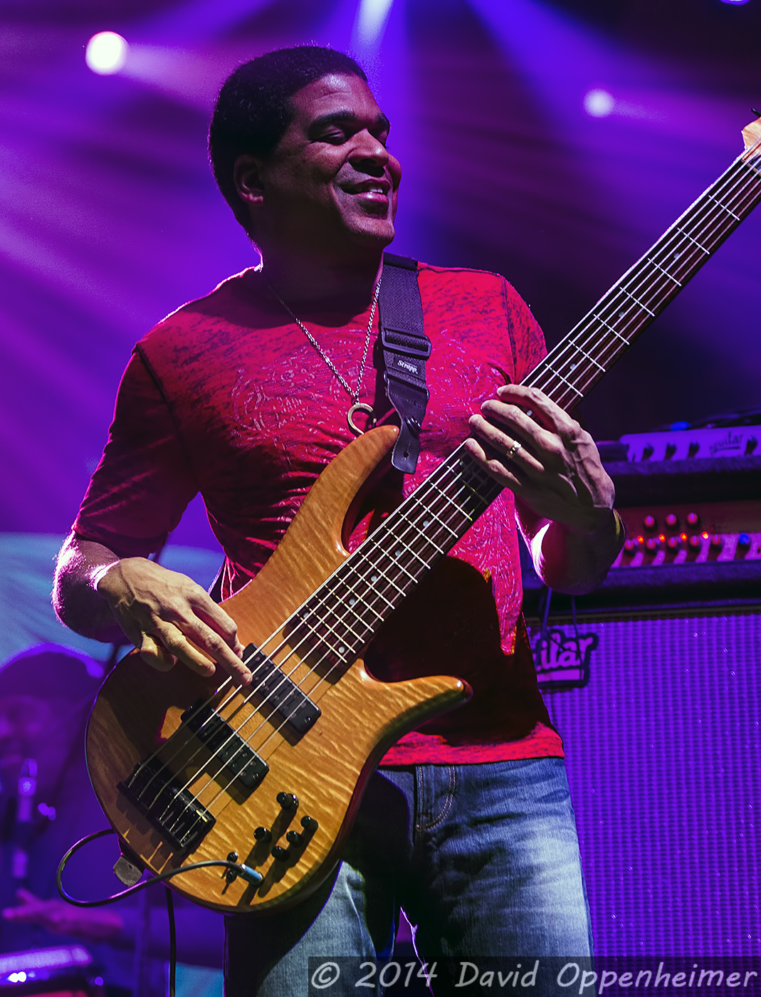 Oteil Burbridge with Aquarium Rescue Unit