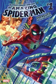 AMAZING SPIDER-MAN #1 ALEX ROSS COVER (2015)