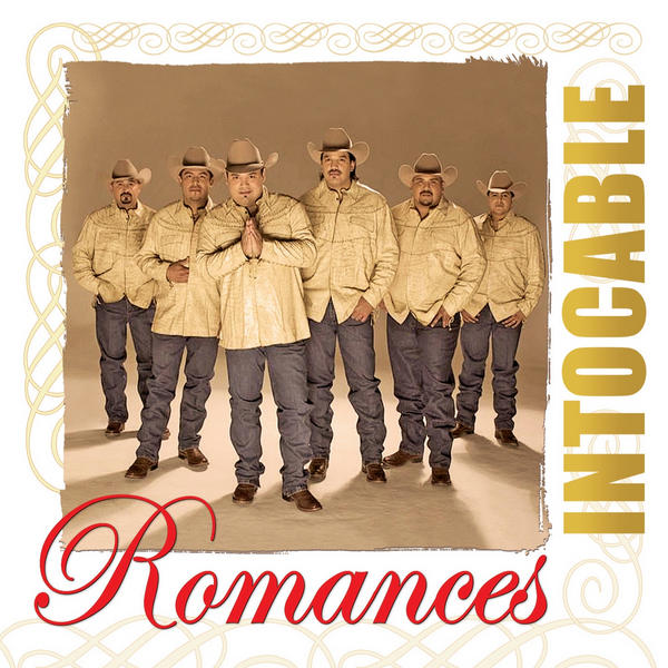 Intocable - Romances CD Album 2013 - Descargar