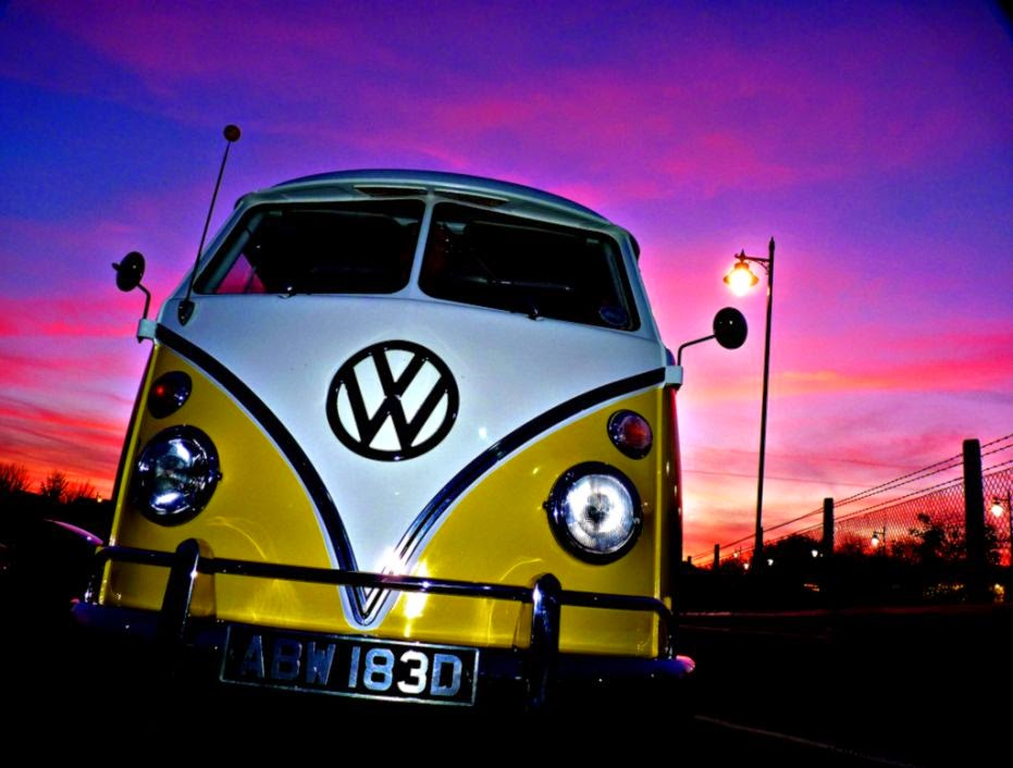 Classic Volkswagen Bus Wallpaper IPhone 10266 Wallpaper