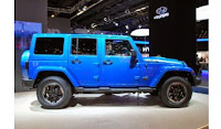 Officially Announced the Price of 2014 Jeep Wrangler Polar Edition