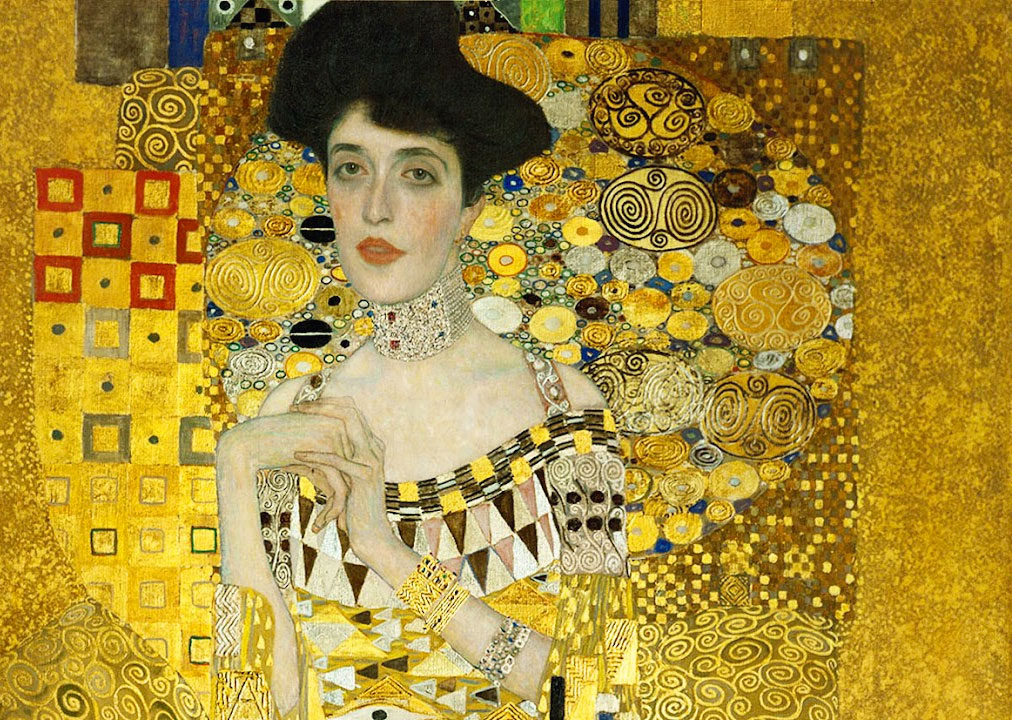 Faust e il governatore women in gold adele bloch bauer for Adele bloch bauer i