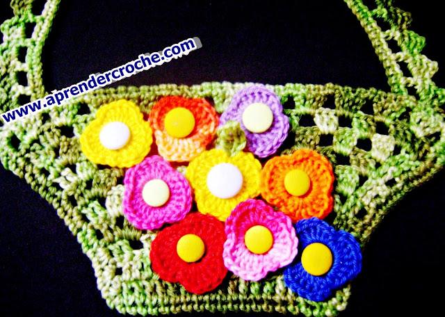mini rosas cursodecroche dvd flores aprendercroche edinir-croche