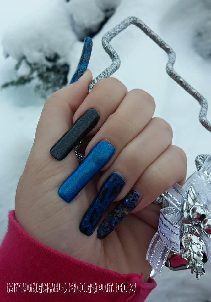 Nail nail natural sexy