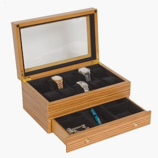 luxury mens watch case