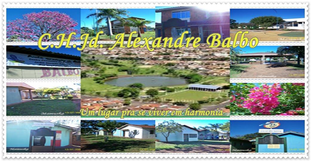 Moradores Conjunto Habitacional Jardim Alexandre Balbo