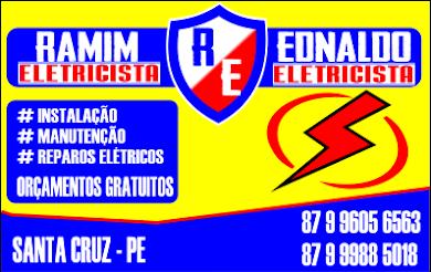 EDNALDO E RAMIM ELETRICISTAS