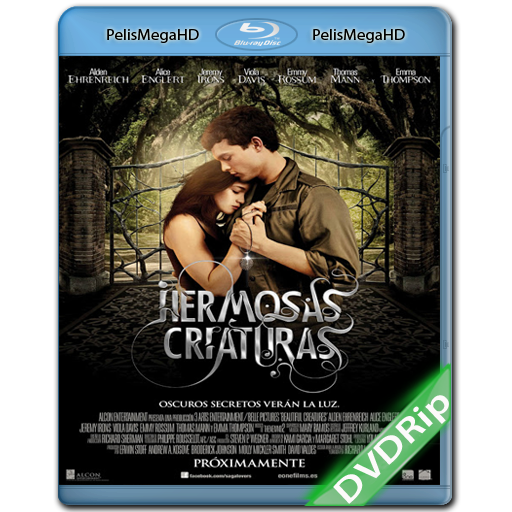 HERMOSAS CRIATURAS (2013) DVDRIP ESPAÑOL LATINO