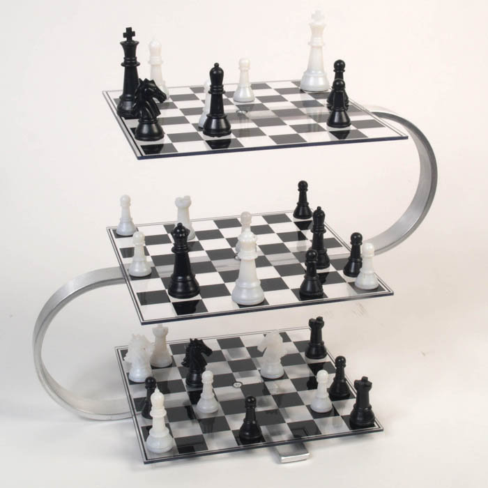 Simply Creative Creative And Unique Chess Sets