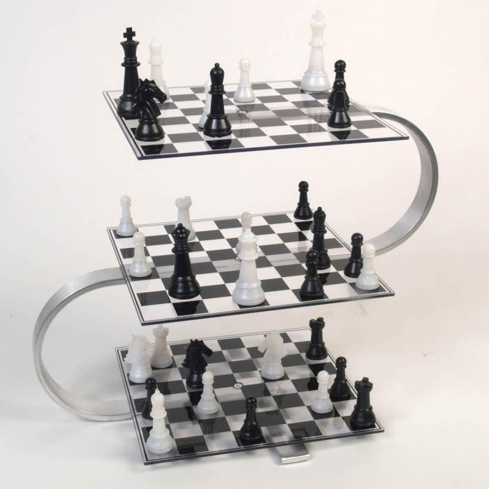 Unique Chess Set Brilliant Simply Creative Creative And Unique Chess Sets  Review