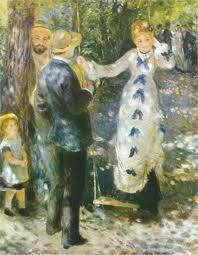 El columpio de Auguste Renoir.