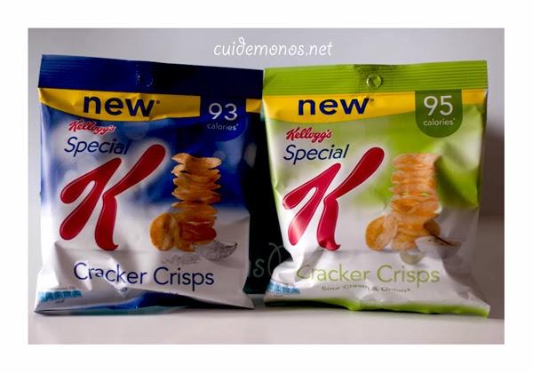 Cracker Crisp Special K
