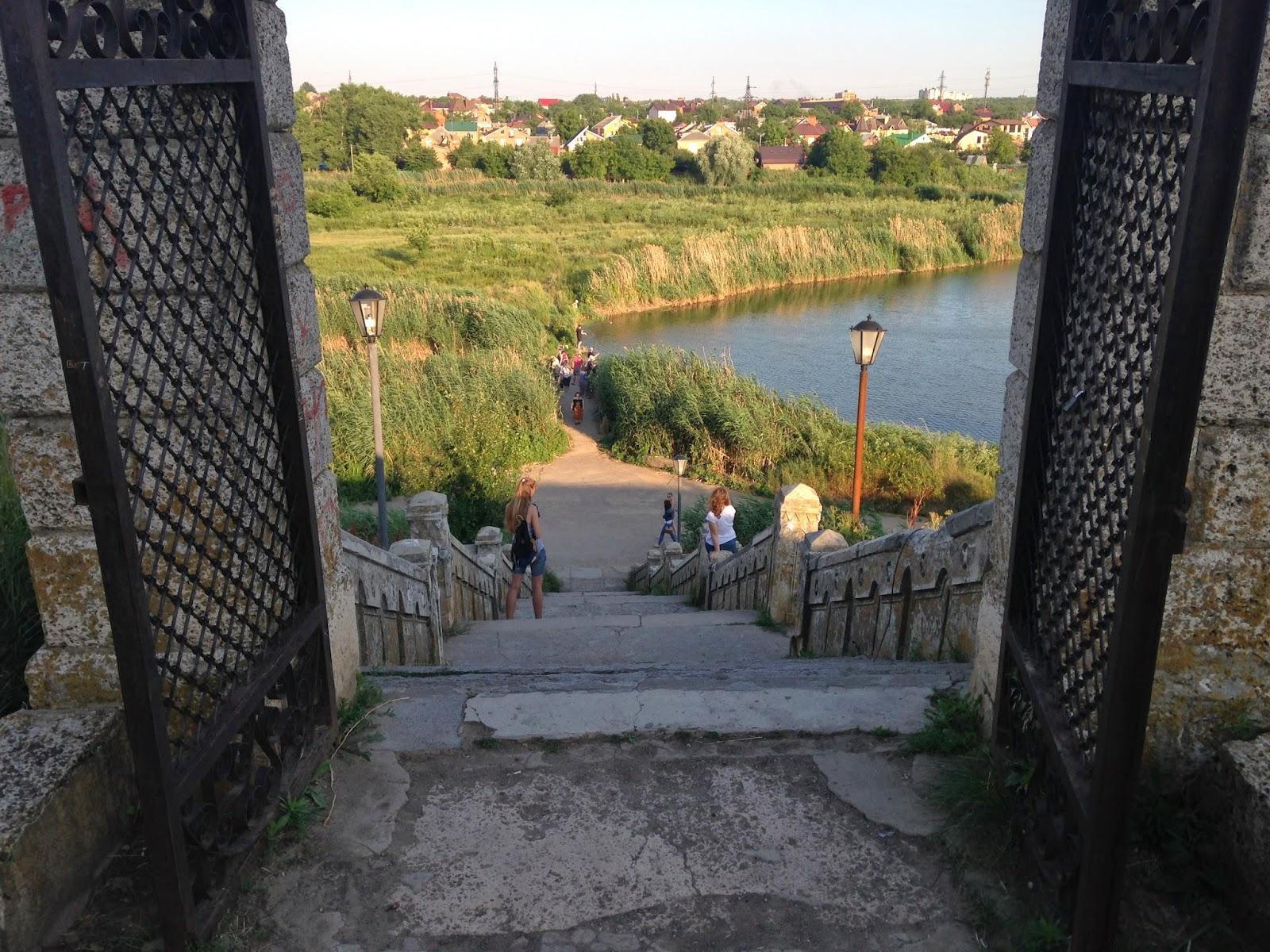 Старинная-Лестница-Сурб-Хача