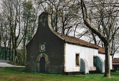 Capilla de San Roque de Tineo