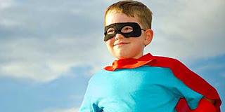 Video Bocah Kecil Yang Memiliki Kekuatan Superhero?