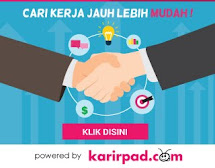 IKLAN LOWONGAN KERJA